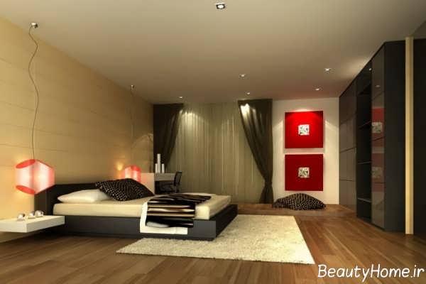 دکوراسیون و دیزاین اتاق خواب مستر