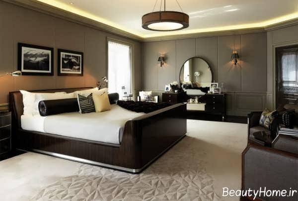 انواع دکوراسیون زیبای اتاق خواب مستر