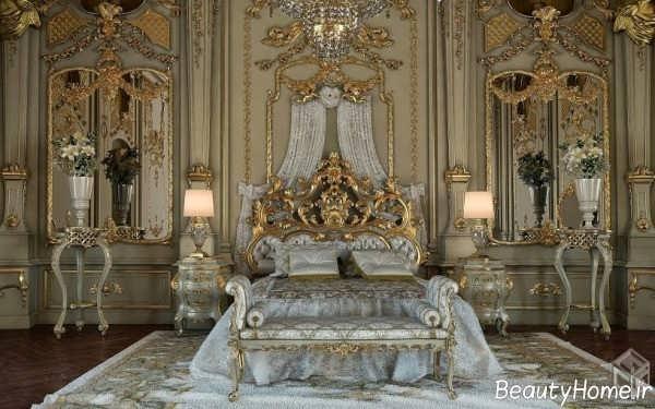 مدل شیک و زیبا تخت خواب