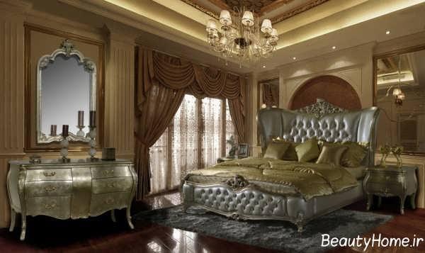 مدل تخت خواب زیبا