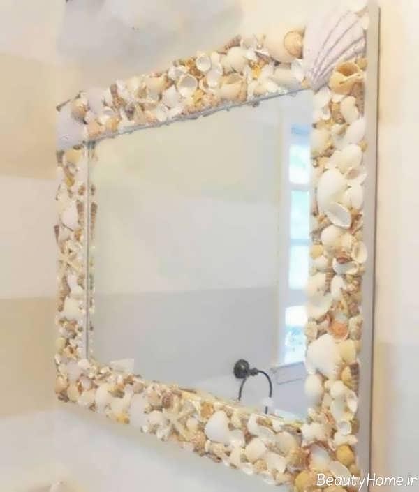 تزیین اتاق خواب با کمک آینه های دیواری