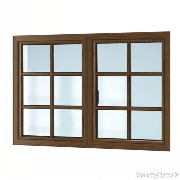 مدل پنجره ساختمان جدید