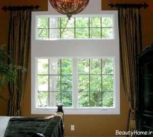 مدل پنجره زیبا و شیک ساختمان
