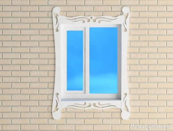 مدل پنجره کوچک برای ساختمان
