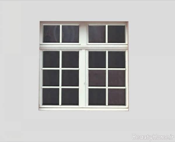 مدل پنجره ساختمان شیک و جدید