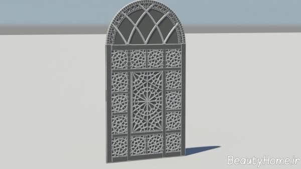 مدل پنجره شیک برای ساختمان