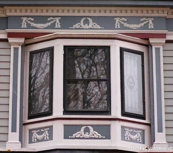 مدل پنجره ساختمان با طرح های جدید و شیک