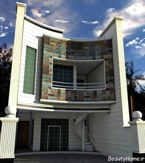 سرامیک امروزی نمای ساختمان