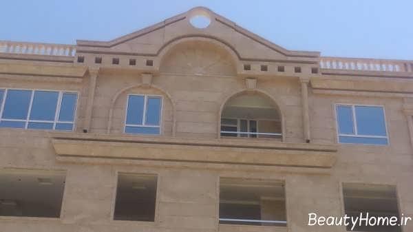 انواع سرامیک زیبای نمای ساختمان