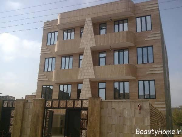 سرامیک خاص نمای ساختمان