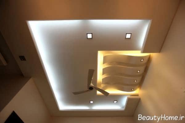 نورپردازی مخفی سقف محل کار