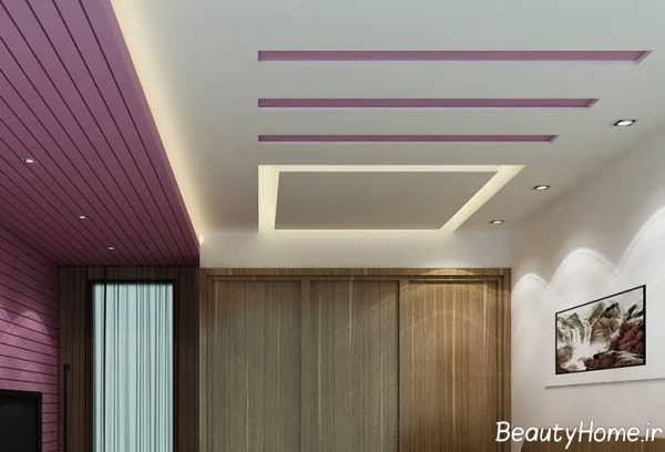 عالی ترین نورپردازی مخفی سقف