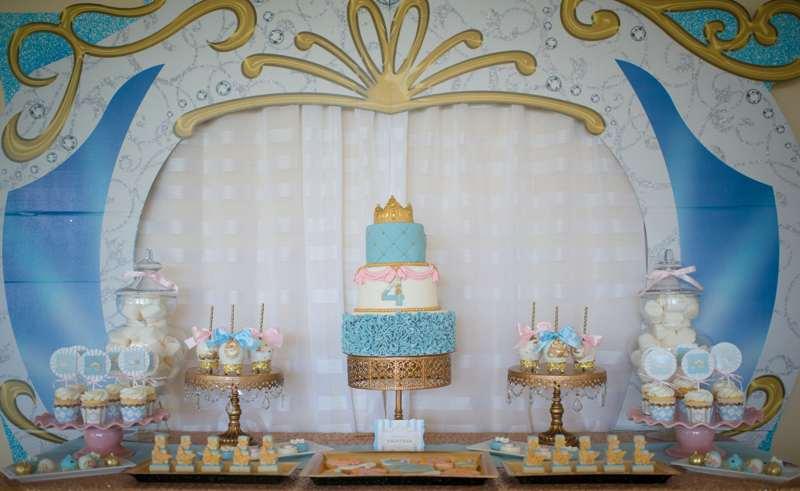 تم تولد سیندرلا با انواع تزیینات زیبا و جالب