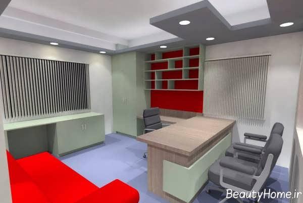 دیزاین داخلی دفاتر وکالت