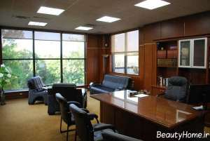 تصاویر دکوراسیون داخلی دفاتر وکالت