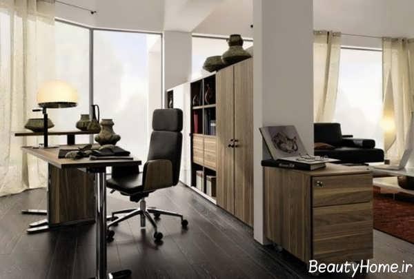طراحی داخلی دفاتر وکالت
