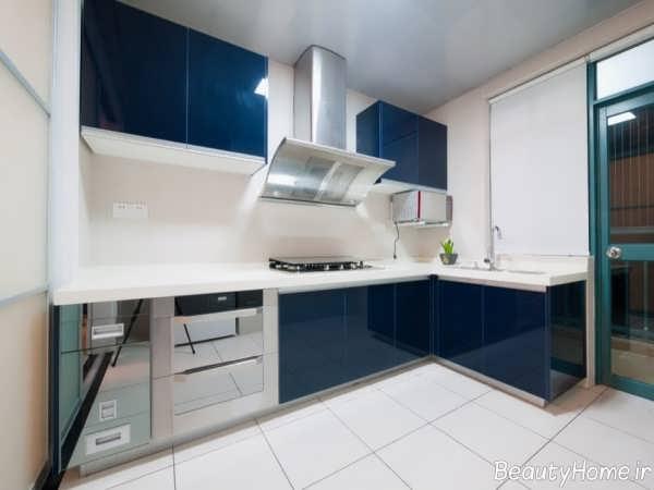 کابینت مدرن آشپزخانه