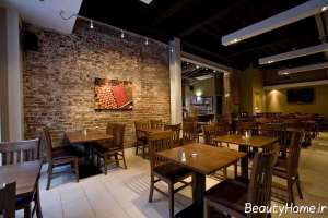 طراحی داخلی بی نظیر کافی شاپ و رستوران