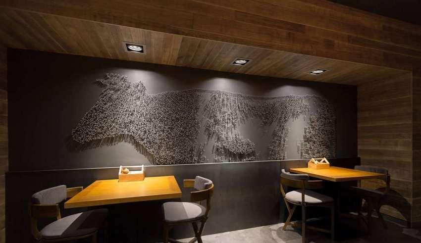 انواع طراحی داخلی رستوران ایرانی