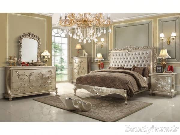 طراحی سرویس خواب به روز سلطنتی