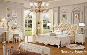 سرویس خواب سفید سلطنتی