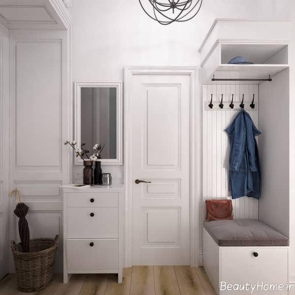 دیزاین و طراحی خانه اروپایی ساده