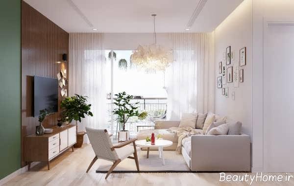 طراحی خاص خانه اروپایی ساده