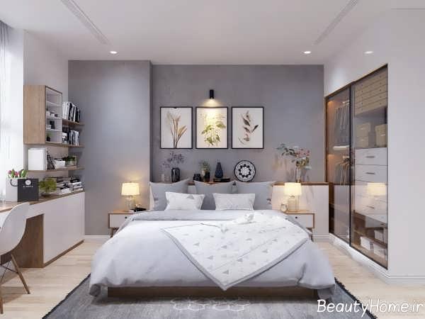 طراحی متفاوت خانه اروپایی ساده