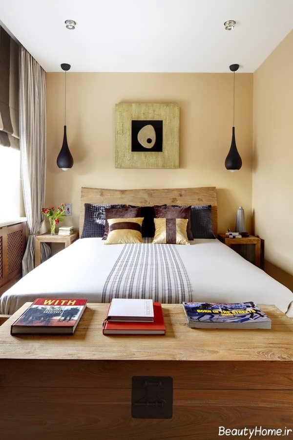 تصاویر چیدمان اتاق خواب خیلی کوچک