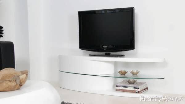 مدل شیک و کاربردی میز تلویزیون