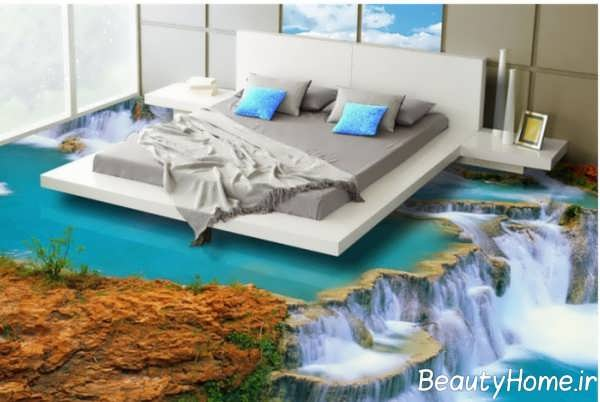 مدل کفپوش اتاق خواب