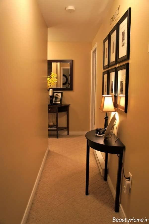طراحی داخلی راهرو اتاق خواب