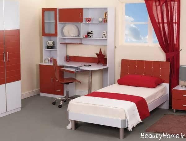 مدل تخت خواب زیبا و شیک