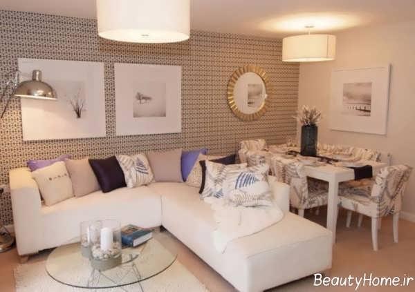طراحی نورپردازی برای خانه کوچک