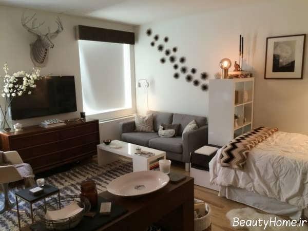 دیزاین داخلی منزل کوچک
