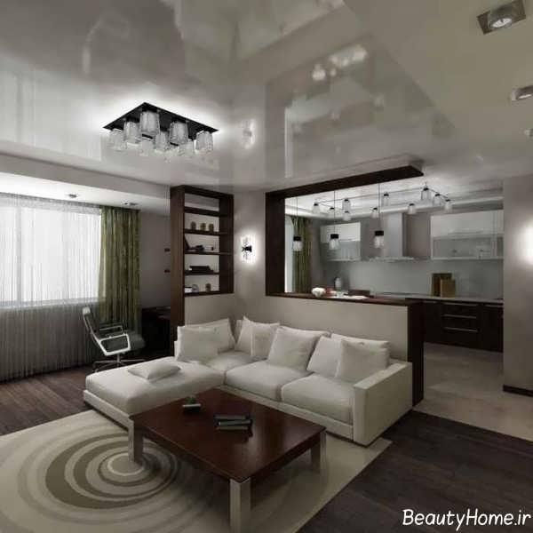دکوراسیون داخلی خانه های کوچک و جذاب