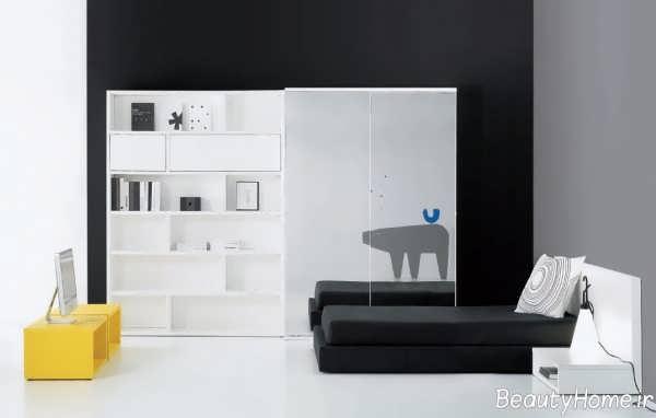 طراحی داخلی اتاق نوجوان