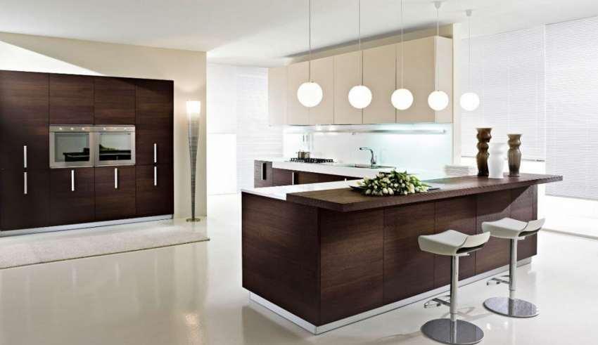 طراحی آشپزخانه ایتالیایی