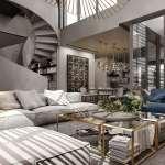 ایده هایی برای طراحی دکوراسیون خانه لاکچری