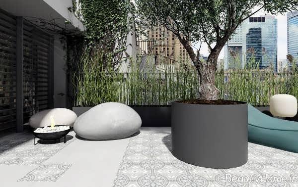 دیزاین دکوراسیون خانه لاکچری