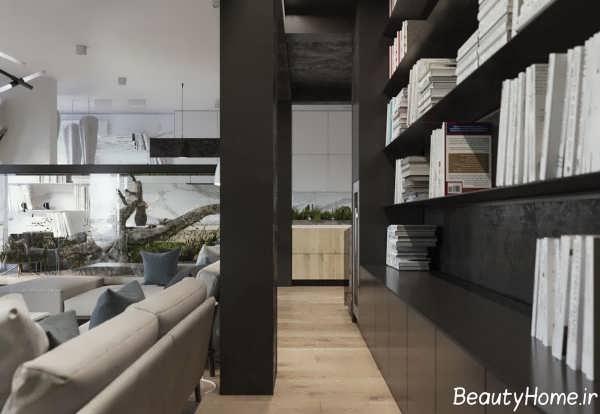 دکوراسیون زیبا و شیک خانه مینیمال