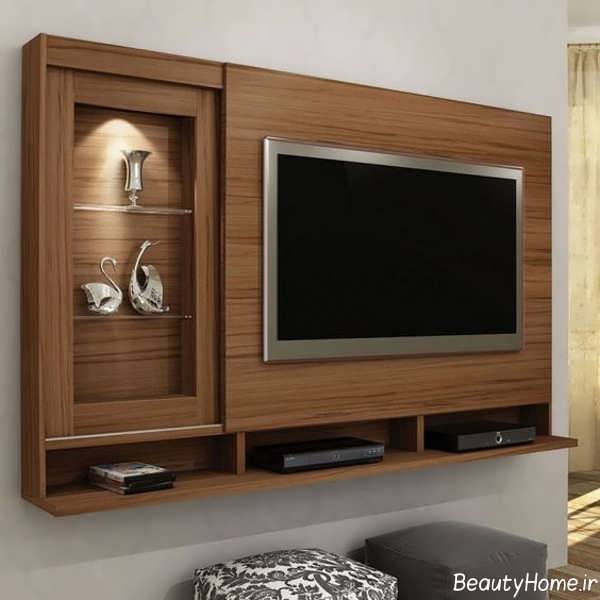 میز تلویزیون شیک با مدل های بسیار زیبا برای تحول در منزلتان