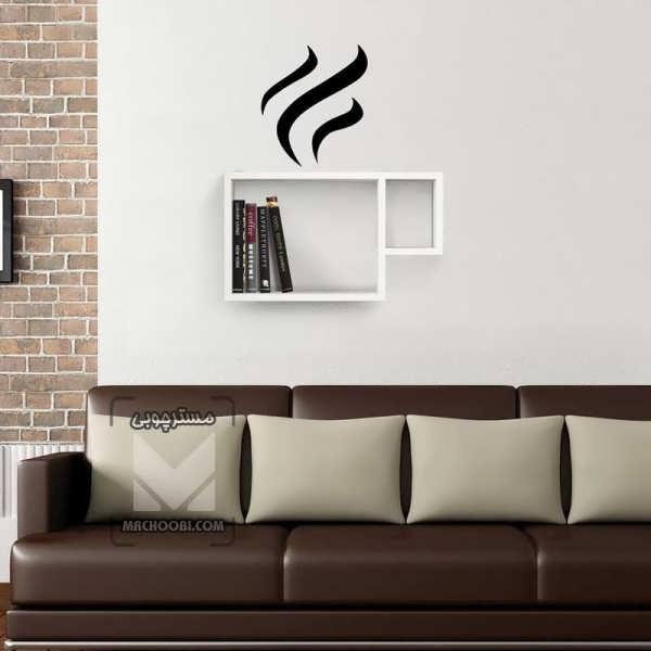 باکس دیواری زیبای اتاق پذیرایی