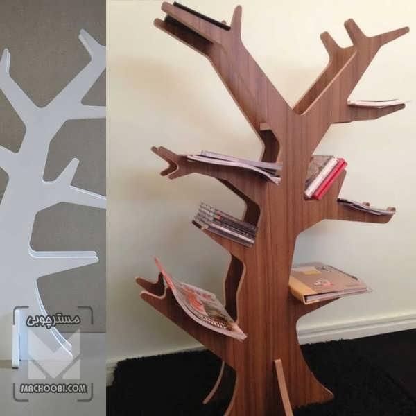 کتابخانه درختی برای نوجوانان