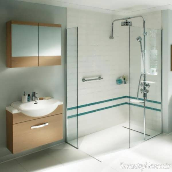 دکوراسیون حمام مدرن