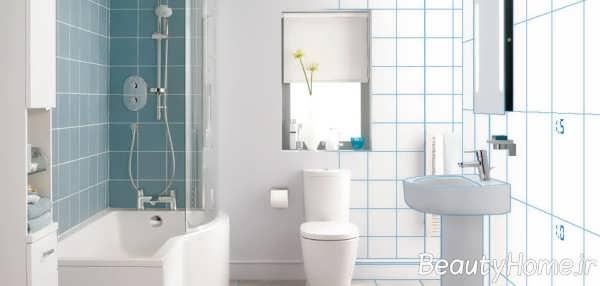 دکوراسیون حمام زیبا و جالب