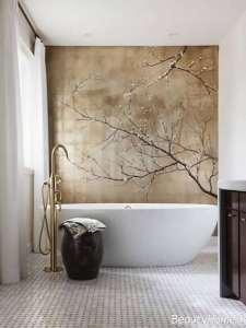 دکوراسیون مدرن و شیک حمام