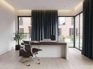 طراحی داخلی آپارتمان زیبا و جذاب
