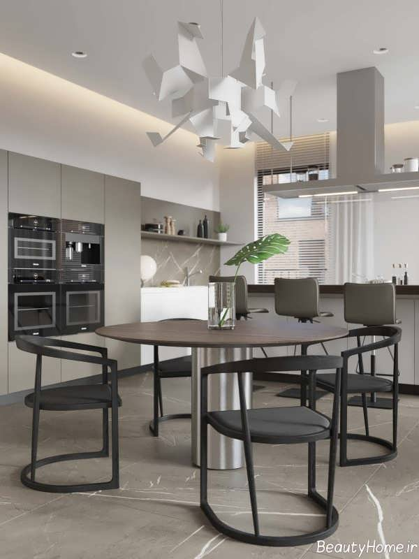 دیزاین داخلی آپارتمان
