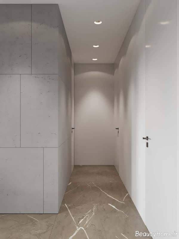 دکوراسیون خانه شک و مدرن آپارتمانی